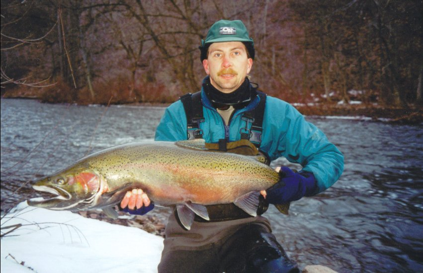 Orleans outdoor world class fishing for Oak orchard fishing report